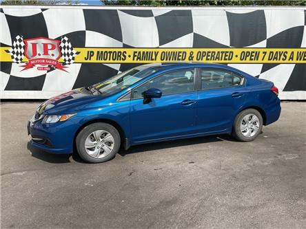 2014 Honda Civic LX (Stk: 51427) in Burlington - Image 1 of 25