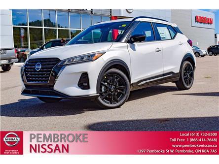 2021 Nissan Kicks SR (Stk: 21168) in Pembroke - Image 1 of 30