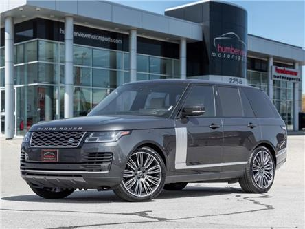 2020 Land Rover Range Rover 5.0L V8 Supercharged P525 HSE (Stk: 21HMS1123) in Mississauga - Image 1 of 26