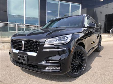 2021 Lincoln Aviator Reserve (Stk: LA21725) in Barrie - Image 1 of 27