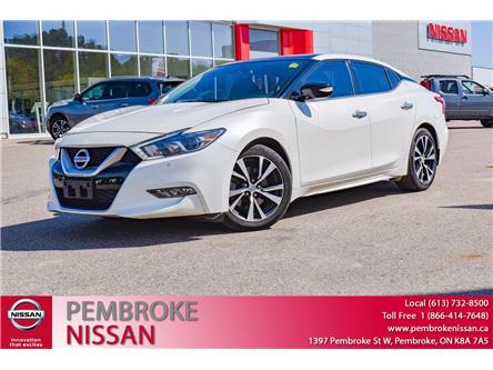 2017 Nissan Maxima SL (Stk: P234A) in Pembroke - Image 1 of 30