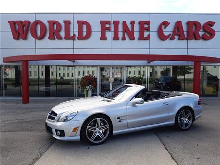 2009 Mercedes-Benz SL-Class Base (Stk: 17951) in Toronto - Image 1 of 25