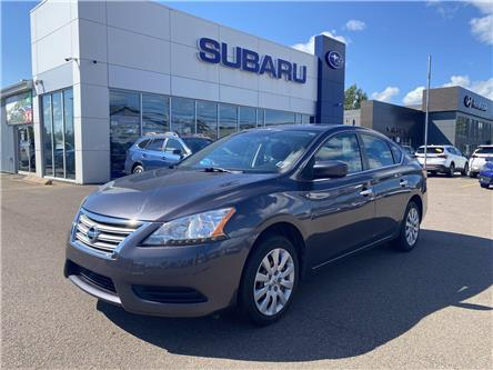 2014 Nissan Sentra 1.8 SV (Stk: SUB2579A) in Charlottetown - Image 1 of 15