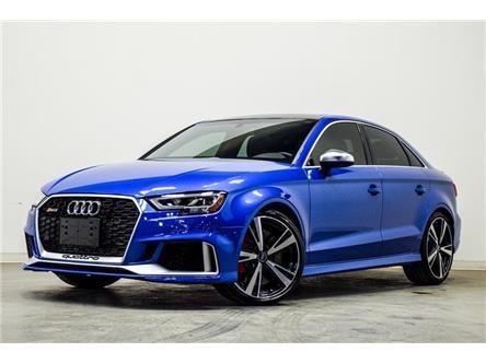 2019 Audi RS 3 2.5T (Stk: C8877) in Vaughan - Image 1 of 20