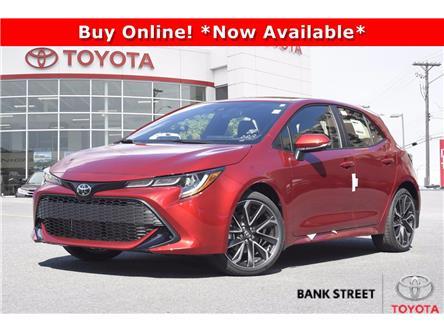 2022 Toyota Corolla Hatchback Base (Stk: 19-29508) in Ottawa - Image 1 of 24