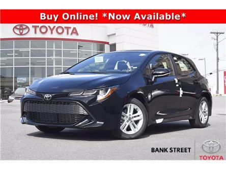 2022 Toyota Corolla Hatchback Base (Stk: 19-29519) in Ottawa - Image 1 of 24