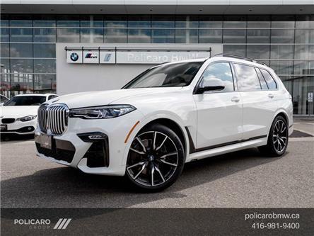 2021 BMW X7 xDrive40i (Stk: 1H97605) in Brampton - Image 1 of 21