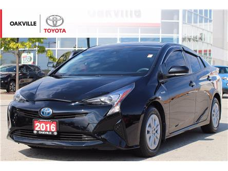 2016 Toyota Prius Base (Stk: 22017A) in Oakville - Image 1 of 14