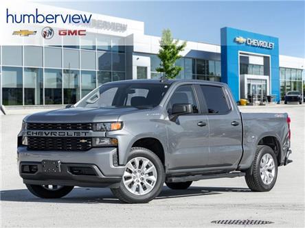 2021 Chevrolet Silverado 1500 Custom (Stk: 21SL144A) in Toronto - Image 1 of 21