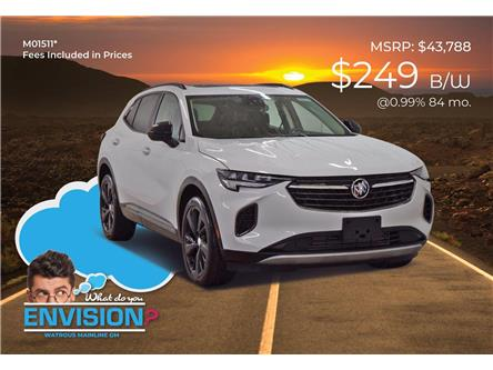 2021 Buick Envision Preferred (Stk: M01511) in Watrous - Image 1 of 44