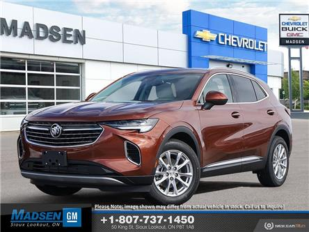 2021 Buick Envision Preferred (Stk: 21438) in Sioux Lookout - Image 1 of 10