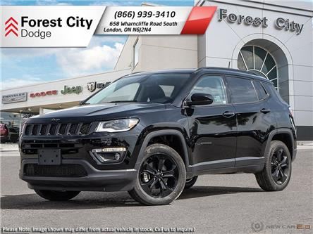 2021 Jeep Compass Altitude (Stk: 21-9014) in London - Image 1 of 23