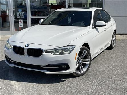 2018 BMW 330i xDrive toit ouvrant cuir! (Stk: E3870) in Salaberry-de-Valleyfield - Image 1 of 17