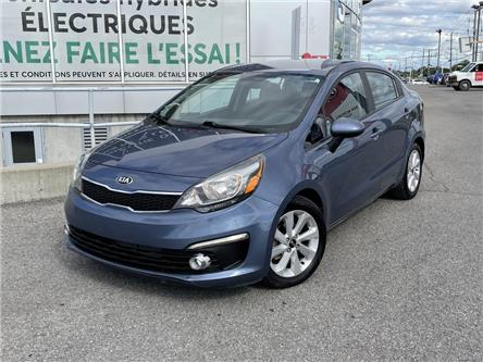 2016 Kia Rio 4dr Sdn Auto EX (Stk: 21152A) in Salaberry-de-Valleyfield - Image 1 of 17