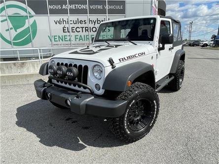 2018 Jeep Wrangler Sport 4x4 A-C Attelage remorque** (Stk: 22084A) in Salaberry-de-Valleyfield - Image 1 of 17
