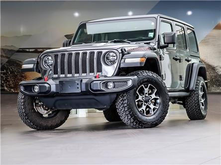 2018 Jeep Wrangler Unlimited Rubicon (Stk: P4766) in Toronto - Image 1 of 30