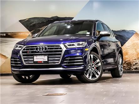 2018 Audi SQ5 3.0T Technik (Stk: P4783) in Toronto - Image 1 of 6