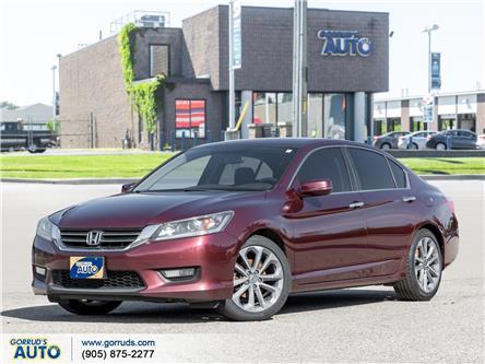 2014 Honda Accord Sport (Stk: 807796) in Milton - Image 1 of 21