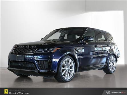 2020 Land Rover Range Rover Sport HSE MHEV (Stk: N1644A) in Vancouver - Image 1 of 10
