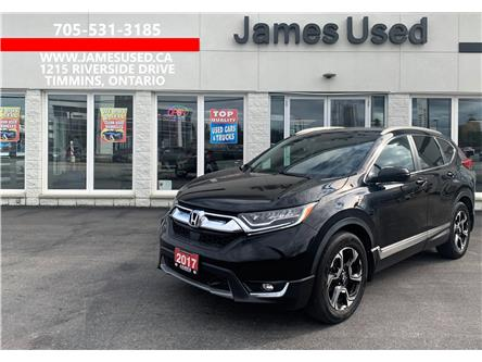 2017 Honda CR-V Touring (Stk: N21452A) in Timmins - Image 1 of 11