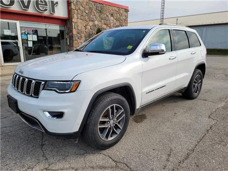 2018 Jeep Grand Cherokee Limited (Stk: 21-151A) in Hanover - Image 1 of 17