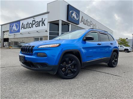 2018 Jeep Cherokee Sport (Stk: 18-57825JB) in Barrie - Image 1 of 22