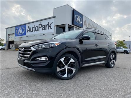 2017 Hyundai Tucson Ultimate (Stk: 17-16878JB) in Barrie - Image 1 of 29