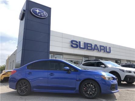 2018 Subaru WRX Sport-tech (Stk: P1137) in Newmarket - Image 1 of 13
