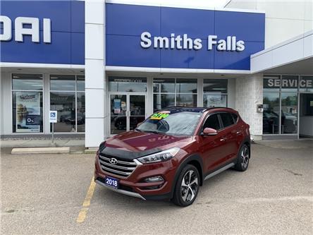 2018 Hyundai Tucson SE 1.6T (Stk: 104921) in Smiths Falls - Image 1 of 12