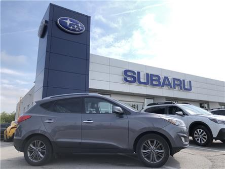 2014 Hyundai Tucson GLS (Stk: S21336A) in Newmarket - Image 1 of 4