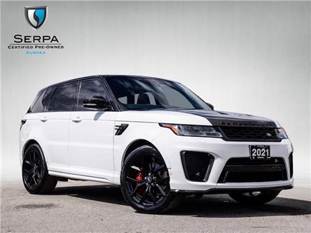 2021 Land Rover Range Rover Sport SVR (Stk: CP073) in Aurora - Image 1 of 30