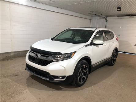 2018 Honda CR-V Touring (Stk: F172171) in Regina - Image 1 of 34