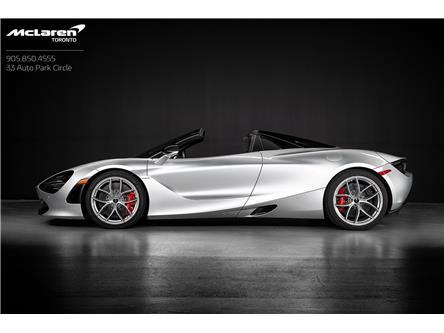 2020 McLaren 720S SPIDER  (Stk: ) in Woodbridge - Image 1 of 19