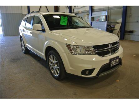 2018 Dodge Journey SXT (Stk: H6461A) in Sarnia - Image 1 of 22