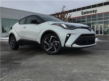 2021 Toyota C-HR Limited (Stk: 37287) in Edmonton - Image 1 of 31