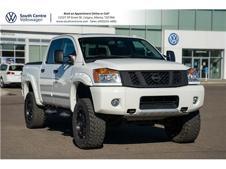 2013 Nissan Titan PRO-4X (Stk: 10377A) in Calgary - Image 1 of 45