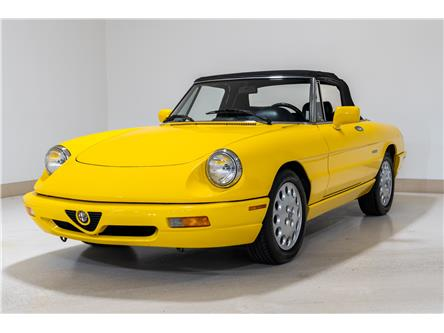 1992 Alfa Romeo Spider Veloce (Stk: ARUC466) in Calgary - Image 1 of 16