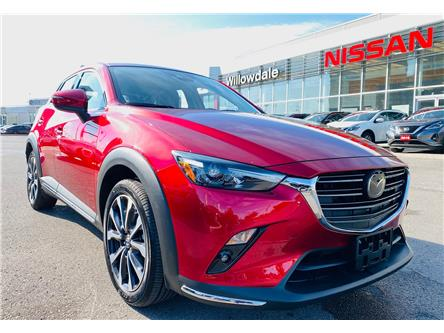 2019 Mazda CX-3 GT (Stk: N2244A) in Thornhill - Image 1 of 22