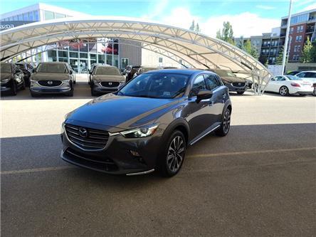 2021 Mazda CX-3 GT (Stk: N6905) in Calgary - Image 1 of 4