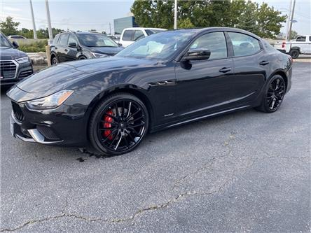 2019 Maserati Ghibli S Q4 GranSport (Stk: 408-64) in Oakville - Image 1 of 19