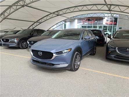 2021 Mazda CX-30 GT (Stk: N6063) in Calgary - Image 1 of 4