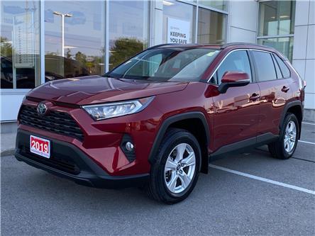 2019 Toyota RAV4 XLE (Stk: W5434) in Cobourg - Image 1 of 27