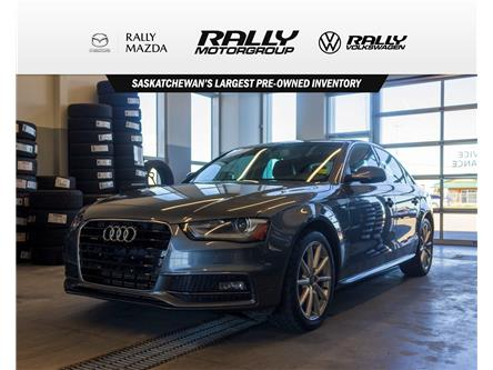 2015 Audi A4  (Stk: 2195A) in Prince Albert - Image 1 of 15