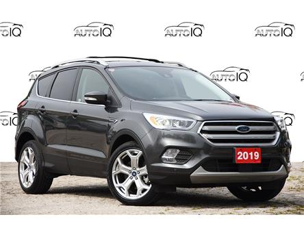 2019 Ford Escape Titanium (Stk: 158510) in Kitchener - Image 1 of 20