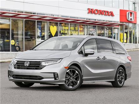 2022 Honda Odyssey Touring (Stk: 8N33020) in Vancouver - Image 1 of 23
