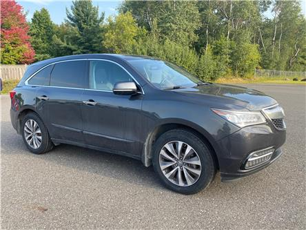 2014 Acura MDX Navigation Package (Stk: B21-411A) in Cowansville - Image 1 of 12