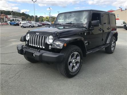 2016 Jeep Wrangler Unlimited Sahara (Stk: 21265-A) in Sherbrooke - Image 1 of 15