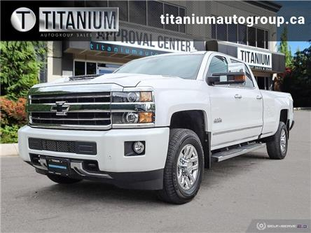 2019 Chevrolet Silverado 3500HD High Country (Stk: 243084) in Langley Twp - Image 1 of 24