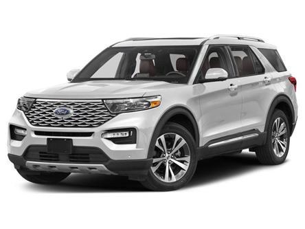 2021 Ford Explorer Platinum (Stk: 21320) in Smiths Falls - Image 1 of 9
