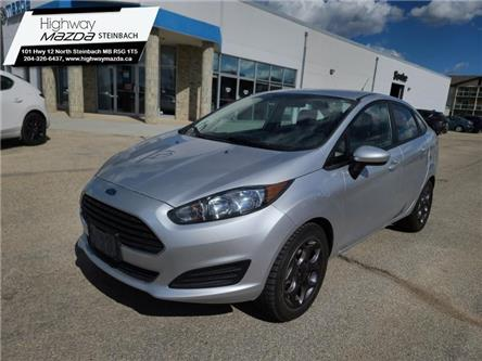 2016 Ford Fiesta S (Stk: A0353) in Steinbach - Image 1 of 18